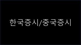 [금소니TV] 한국증시/중국증시