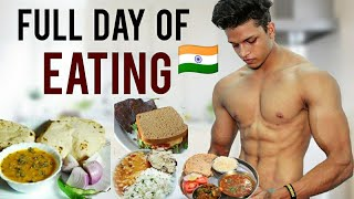 Full Day of Eating - INDIA | Indian Bodybuilding Diet | Yash Anand