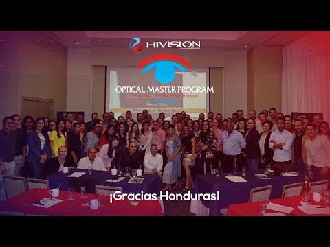 Master Optical Program Honduras 2019 🇭🇳