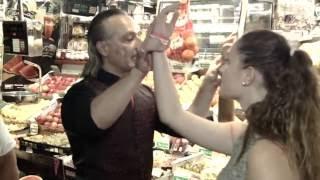 Algo está pasando en Madrid... Jeff Toussaint presenta 1,2,3 Hipnotízame. Visita al mercado.