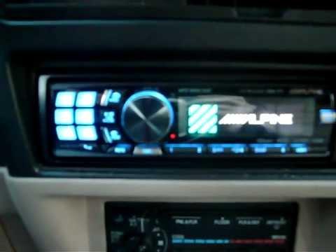new headunit alpine cda 117 updates youtube rh youtube com Alpine CD Player with Imprint alpine cda-117ri user manual