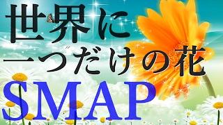世界に一つだけの花/SMAP 歌詞付き 高音質フル【邦楽 2000年代 ヒット曲】(covered by クムリソラ-sora kumuri-) thumbnail