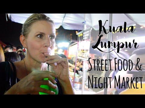 Expat Life in Kuala Lumpur: Street Food & Night Market @ Cheras Malaysia