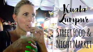 Kuala Lumpur Night Market | Cheras Pasar Malam Taman Connaught thumbnail
