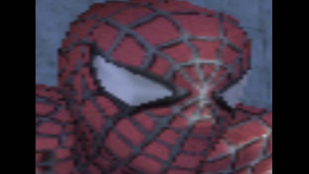 Spiderman 2 Pizza Theme High Quality