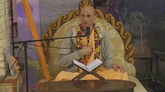 Шримад Бхагаватам 1.8.26 - Бхакти Бхагаватамрита Кешава Свами