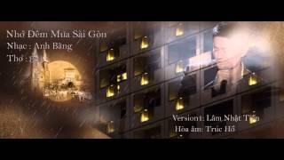 Nhớ Đêm Mưa Sài Gòn (Nhạc: Anh Bằng, phổ thơ B.H.) - Lâm Nhật Tiến, Xuân Thanh