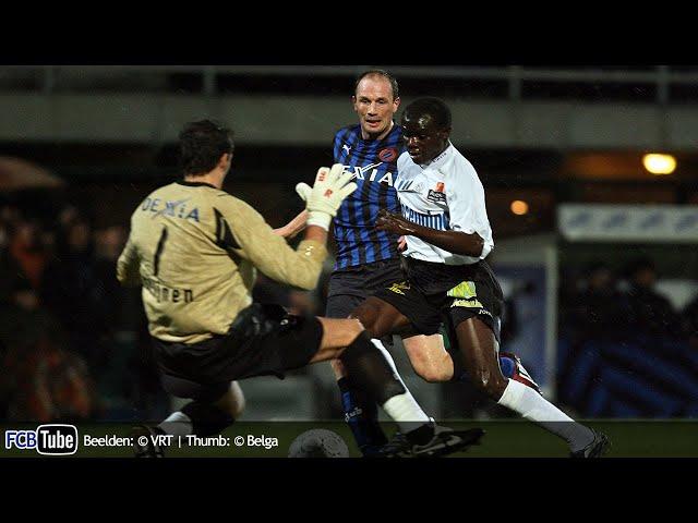 2007-2008 - Jupiler Pro League - 15. KSV Roeselare - Club Brugge 1-2