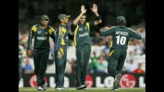 Pakistani Cricket Team T20