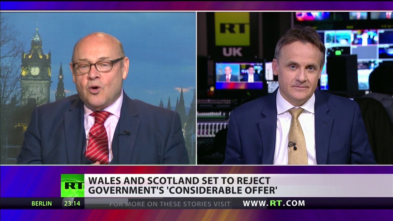 Wales and Scotland set to reject Tories 'considerable offer'