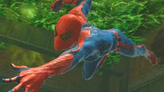 The Amazing Spider-Man (Video Game) Walkthrough - Chapter 4: The Thrill of the Hunt(A walkthrough of The Amazing Spider-Man video game for Xbox 360. This is part 4 and includes the fourth chapter called