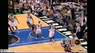 Los Angeles Lakers' Big 4 vs Timberwolves Full Highlights (2004 WCF GM1) (2004.05.21)