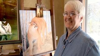 Common Ground Episode 311 - Wildlife Artist Bev Joslyn, Potter Kevin Matthews