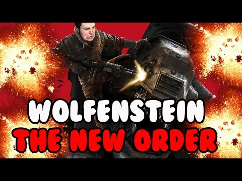THE U-BOAT FELL SILENT!!!| Wolfenstein the New Order| Part 13