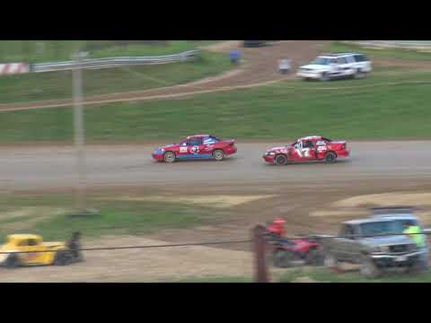 Brushcreek Motorsports Complex | 8/4/18 | The DRC Sport Compacts | Heat 1