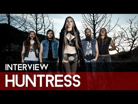 Bloody Disgusting Interviews Huntress At Mayhem Festival