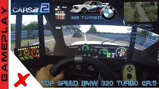 PROJECT CARS 2 PC GAMEPLAY PTBR - TOP SPEED #2[GOPRO + VOLANTE + 3 MONITORES]