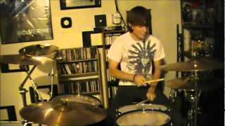 Owl City- Deer In the Headlights (Drum Cover)