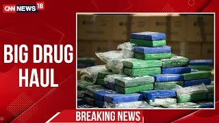 NCB Busts International Drug Syndicate, Seizes Cocaine Worth 100 Crores | CNN News18