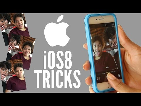 8 New IPhone Tricks For IOS8