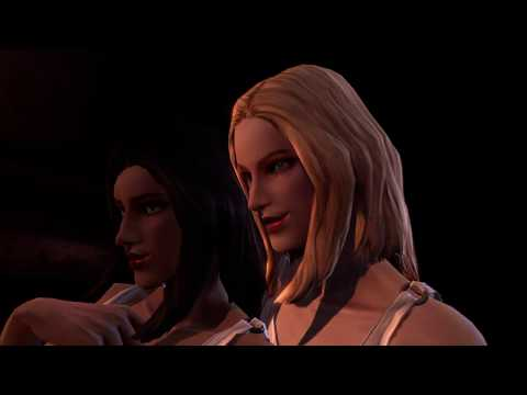 God Of WarR III Kratos And Aphrodite