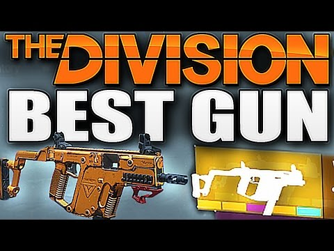 The Division - BEST GUN IN THE GAME !!