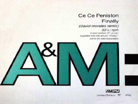 Ce Ce Peniston -- Finally (David Morales Remix)