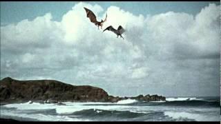 Pteranodon vs. Rhamphorhynchus