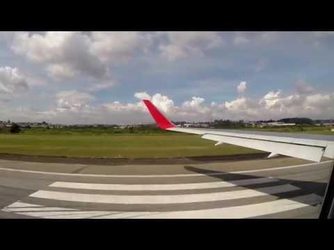 TAM 767-300WL - Take off from São Paulo Guarulhos