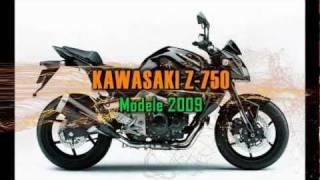 Pièces Z750 Kawasaki