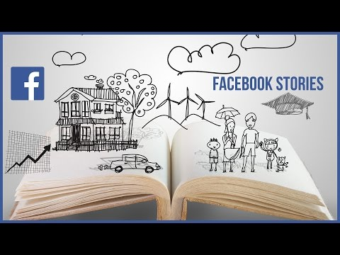 How To Create Your Facebook Story From Scratch - Facebook Stories Tutorial