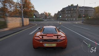 Forza Horizon 4 - 2011 McLaren 12C Coupe Gameplay [4K]