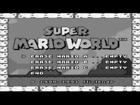 Jaja eu volto com Super Mario World #5 com sangue nos EYES !