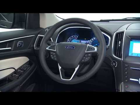 Ford Edge Vignale 2017, Exterior Interior, Official Video