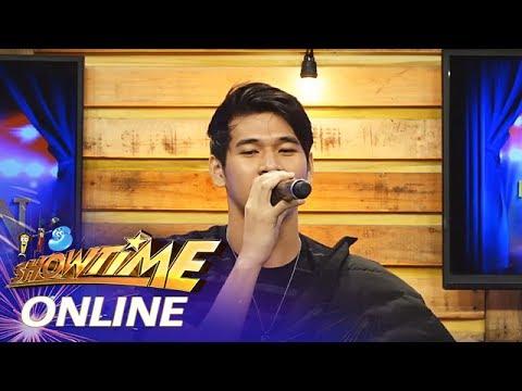 "It's Showtime Highlights: Wilbert sings ""Yakap sa Dilim"""