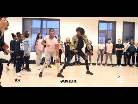 Videoclass Afrodance - Jemairo - GDC Almere 2019
