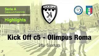 Kick Off - Olimpus