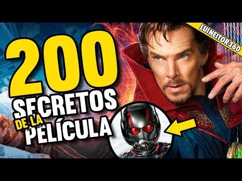 Doctor Strange: 200 Secretos, Easter eggs, Referencias, Cameos, y Curiosidades de la Película!
