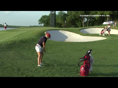 2018 NCAA Women's Golf Championships - Team Match Play National Championship - Golf Channel France