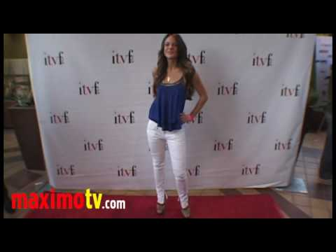 "Sarah Butler at ""ITVFEST"" Opening Night Gala July 29, 2010"