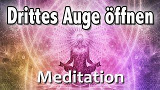Geführte Meditation: Das Dritte Auge öffnen | Dein innerer Raum | Ajna-Chakra