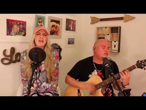 Yo Elijo A Dios (Thalles Roberto) cover by Belen Losa and James Orjuela