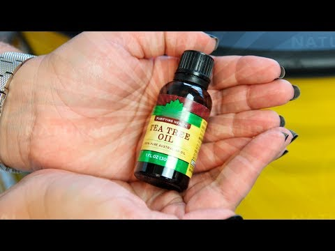 8 Amazing Benefits Of Tea Tree Oil For Skin, Hair, And Health