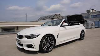 BMW Serie 4 Cabrio in esclusiva da Lario Bergauto