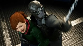 NOIR STEALTH SUIT UNLOCKED! - Spider-Man PS4 Gameplay Part 13 (Marvel's Spider-Man)