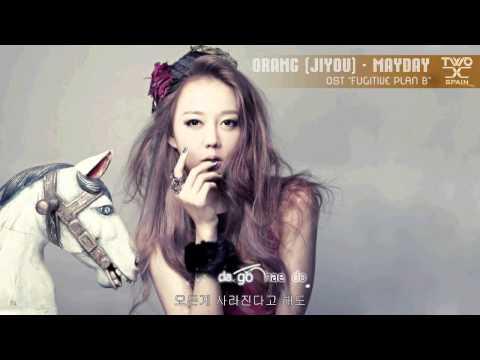 "[KARAOKE] OranG (Jiyou) - ""Mayday"" OST Fugitive Plan B"