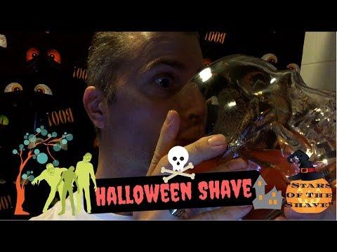 Halloween Shave 2017