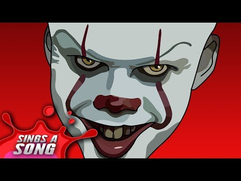 Pennywise Raps a Song (Stephen King's 'It' Parody)