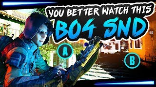 I played BO4 SnD... So you better watch this!