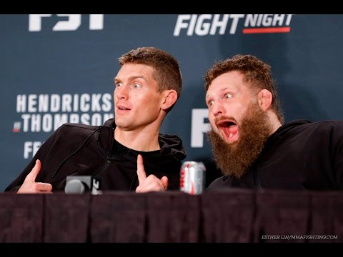 UFC Fight Night 82 Post-Fight Press Conference